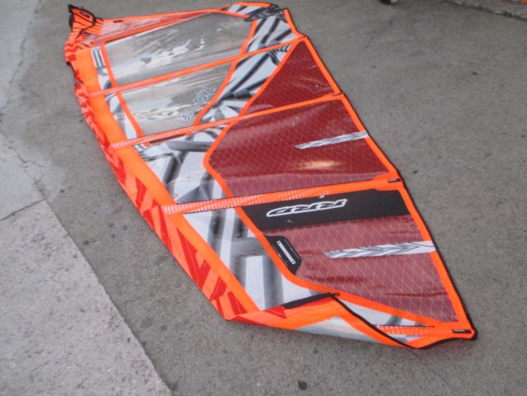 Chinook Leucate Com Voile Windsurf Occasion Rrd Move 5 2 M 2018