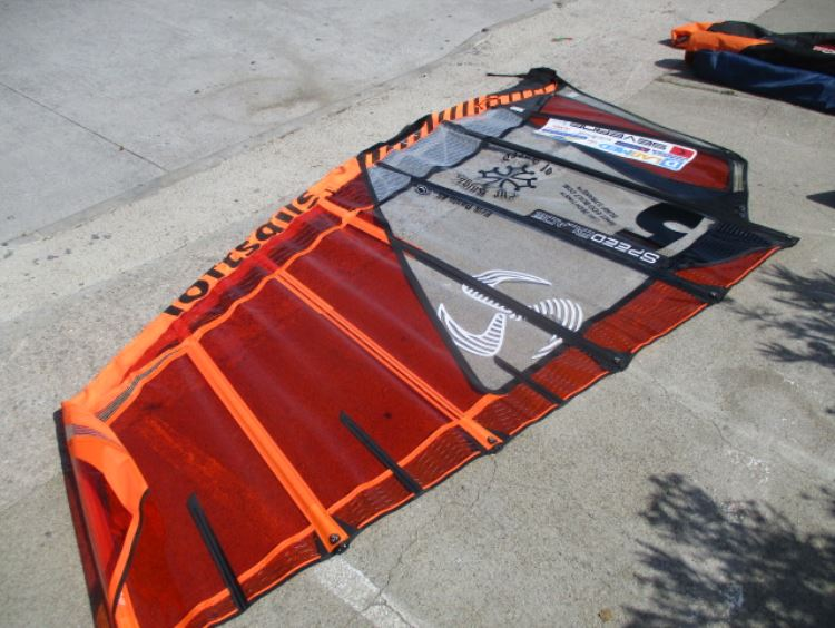 Chinook Leucate Com Voile Windsurf Occasion Loftsails Speed Blade 6 1 M 2019