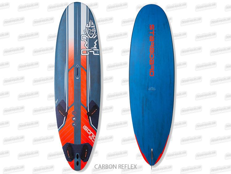 Chinook Leucate Com Flotteur Windsurf Starboard Isonic 55 Carbon 2020